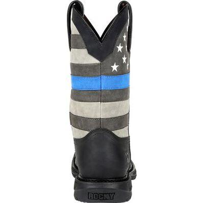 Rocky Blue Line Women's Western Boot, , large