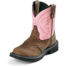 Justin Gypsy Youth Pull-On Western Boot