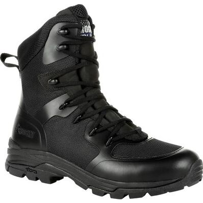 "Rocky Code Blue 8"" Public Service Boot, , large"