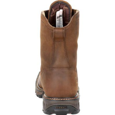 Durango® Maverick XP™ Square Toe Waterproof Lacer Work Boot, , large