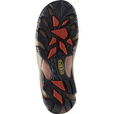 KEEN Utility® Detroit Steel Toe Internal Met Guard Work Athletic Shoe, , large