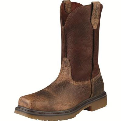 Ariat Rambler Steel Toe Pull-On Work Boot, , large