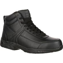 Genuine Grip Unisex Steel Toe Athletic High-Top Work Shoe