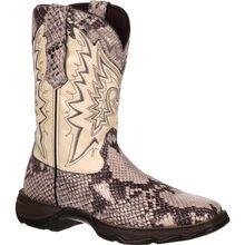 Lady Rebel™ by Durango® Women's Snake Oil Western