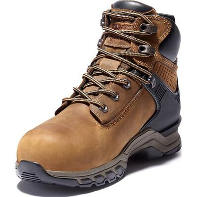 Timberland PRO Hypercharge Women's Composite Toe Waterproof Leather Work Hiker, , large