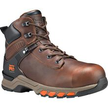 Timberland PRO Hypercharge Men's 6 inch Composite Toe Electrical Hazard Work Hiker