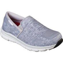 SKECHERS Work Relaxed Fit Comfort Flex Pro Women's Health Care Slip-Resistant Work Slip-On Shoe