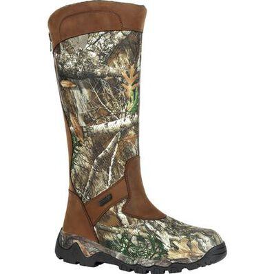 Rocky Red Mountain Waterproof Back Zip Snake Boot, , large
