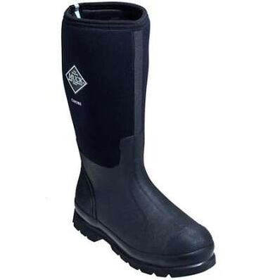 Muck Boots Chore Classic Steel Toe Waterproof Insulated Work Boot, , large