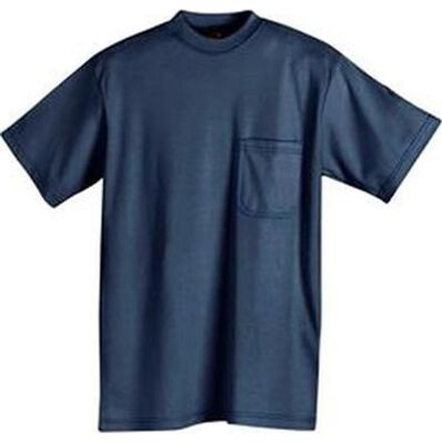 Bulwark Flame Resistant Short Sleeve T-shirt, , large