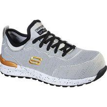 SKECHERS Work Bulklin-Balran Women's Composite Toe Electrical Hazard Athletic Work Shoe