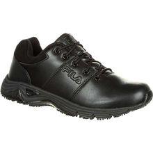 Fila Memory Breach Slip-Resistant Work Athletic Shoe