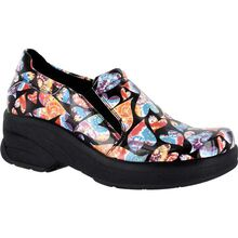 Easy WORKS by Easy Street Appreciate Women's Slip-Resistant Clog