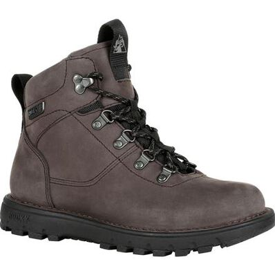 Rocky Legacy 32 Women's Gray Waterproof Hiking Boot - Web Exclusive, , large