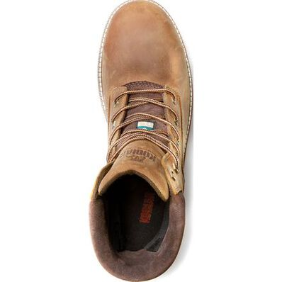 Kodiak McKinney Men's CSA Composite Toe Electrical Hazard Puncture-Resisting Waterproof Work Boot, , large