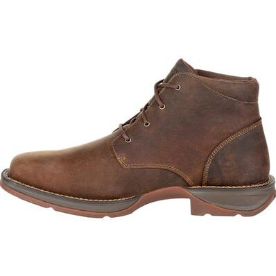 Durango® Red Dirt Rebel™ Square-Toe Chukka, , large