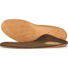 Aetrex Men's Compete Flat/Low Arch Posted Orthotic for Athletic Shoes