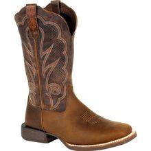 Durango® Lady Rebel Pro™ Women's Cognac Ventilated Western Boot