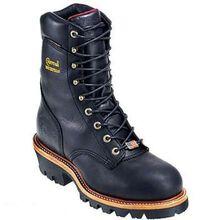 Chippewa Steel Toe Waterproof Insulated Logger Work Boot