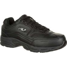 Fila Wide Memory Workshift Steel Toe Slip-Resistant Work Athletic Shoe