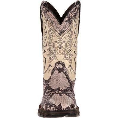 Lady Rebel™ by Durango® Women's Snake Oil Western, , large