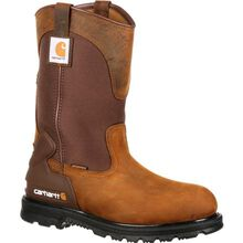 Carhartt Steel Toe Waterproof Wellington Work Boot