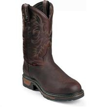 Tony Lama Briar Pitstops TLX Steel Toe Waterproof Western Work Boot