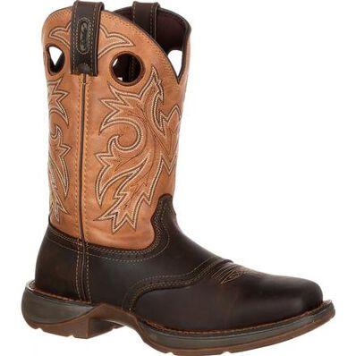Rebel™ by Durango® Saddle Up Western Boot, , large
