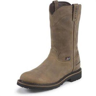 Justin Work Worker II™ Drywall Waterproof Western Work Boot, , large