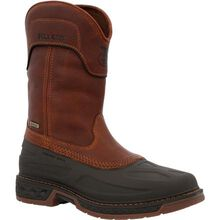 Georgia Boot Carbo-Tec LTR Waterproof Pull On Boot