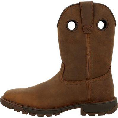 Rocky Legacy 32 Waterproof Steel Toe Western Boot, , large