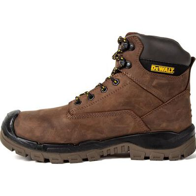 DEWALT® Longview MT Men's 6 inch Internal Metatarsal Steel Toe Electrical Hazard Work Boot, , large