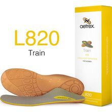 Aetrex Train Women's Flat/Low Arch Posted Orthotic