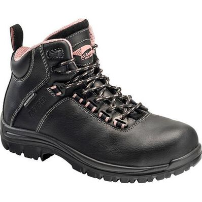 Avenger Breaker Women's Composite Toe Electrical Hazard Puncture-Resistant Waterproof Work Hiker, , large