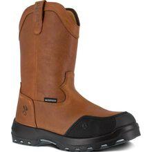 Iron Age Immortalizer Men's Composite Toe Electrical Hazard Waterproof Wellington Work Boot