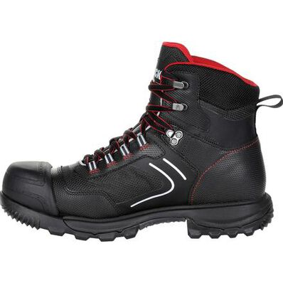 Rocky XO-Toe Waterproof Composite Toe Work Boot, , large