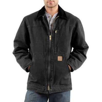 Carhartt Sandstone Ridge Sherpa-Lined Coat, , large