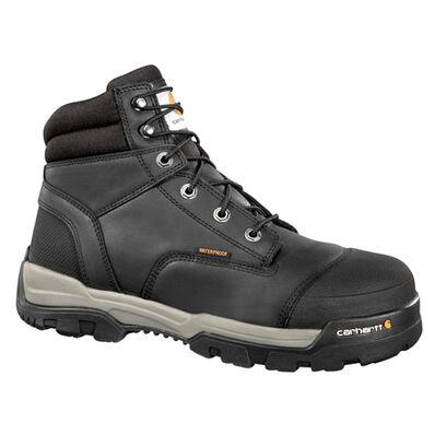Carhartt Ground Force Men's Composite Toe Waterproof Electrical Hazard Work Boots, , large