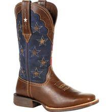 Durango® Lady Rebel Pro™ Women's Vintage Flag Western Boot