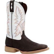 Durango® Rebel Pro Lite™ Dark Hickory & White Western Boot
