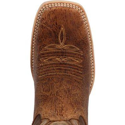 Durango® Rebel Pro Lite™ Rustic Tan & Tobacco Western Boot, , large