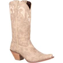 Crush™ by Durango® Women's Western Collar Underlay Boot