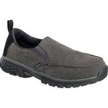 Nautilus Breeze Men's Aluminum Toe Electrical Hazard Canvas Slip-On Work Shoe