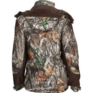 Rocky Women's ProHunter Waterproof Insulated Parka, Realtree Edge, large
