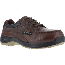 Florsheim Work Rambler Creek Composite Toe Static-Dissipative Work Casual Moc Toe Oxford