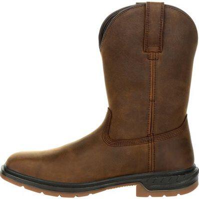 Rocky Worksmart PR Composite Toe Waterproof Western Boot, , large