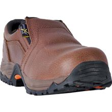 McRae Industrial Men's Composite Toe Electrical Hazard Internal Met Guard Slip-on Shoe