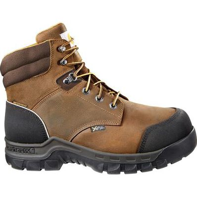 Carhartt Men's 6 inch Composite Toe Internal Metatarsal Waterproof Work Hiker, , large