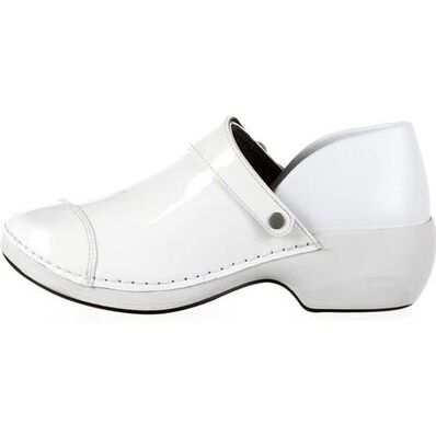 4EurSole Inspire Me Women's Patent Leather Clog, , large