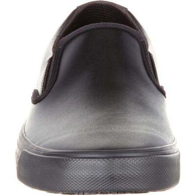SlipGrips Women's Slip-Resistant Slip-On Skate Shoe, , large